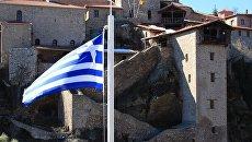 Греческие Метеоры: трудолюбие природы и упорство человека