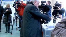 Выборы в Северо-Западном федеральном округе