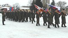 Митинг Победы и военный парад: акции в городах России 23 февраля