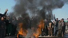 Разъяренные афганцы устроили погромы в ответ на сожжение Корана