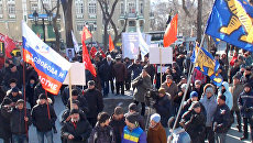 Акции За честные выборы в регионах России 4 февраля