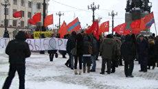 Массовые акции за честные выборы в городах России 24 декабря