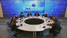 Первое заседание Общественно-экспертного совета по обсуждению организации видеотрансляций с избирательных участков