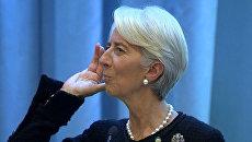 Глава МВФ рассказала студентам, как она борется с мужским шовинизмом