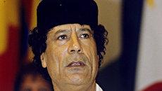 Кадры, подтверждающие гибель Каддафи, показали по ТВ