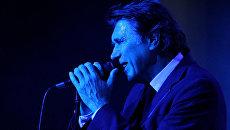 Британский певец Брайан Ферри. Архивное фото