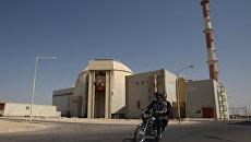 Запуск АЭС Бушер. Архивное фото