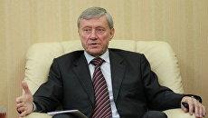Генеральный секретарь ОДКБ Николай Бордюжа
