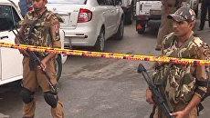 Россияне не пострадали при взрыве в Нью-Дели – посольство РФ