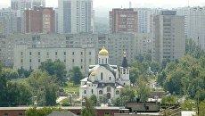 Храм Казанской Иконы Божией Матери в Реутове