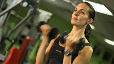 Сытые и стройные / Комплекс упражнений для основных групп мышц