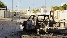 Ситуация в Ливии 13 августа 2011 года