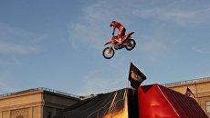 Шоу Adrenaline FMX Rush