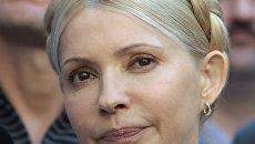 Заседание суда по газовому делу в отношении Юлии Тимошенко. Архив