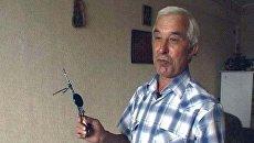 Читинский Левша изготовил около 50 миниатюрных моделей оружия