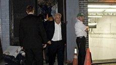 Стросс-Кан покинул апартаменты, где содержался под домашним арестом