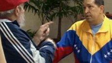 Первое видео с президентом Венесуэлы Уго Чавесом после операции