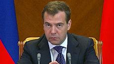 Медведев раскритиковал медобслуживание в школах и детских садах