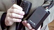 В мурманских милиционеров встроили видеокамеры