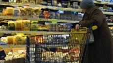 Роспотребнадзор в Москве продолжает изымать из продажи украинский сыр