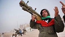 Ситуация в Ливии. Город Бенгази