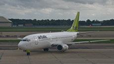 Boeing-737 авиакомпании airBaltic, Архивное фото