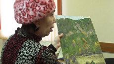 Милиция вернула дочери известного художника более 200 картин ее отца