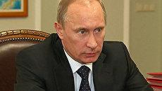 Степашин доложил Путину, что СП начинает проверку расходов на антитеррор