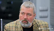 Главный редактор Новой газеты Дмитрий Муратов. Архив