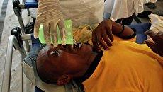 Эпидемия холеры. Архивное фото