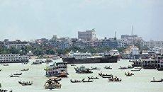 Дакка. Бангладеш. Архивное фото