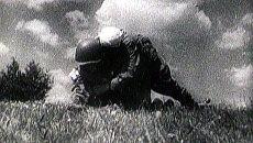 Первые бои Великой Отечественной войны. Архивные кадры