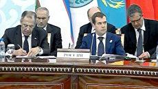 Медведев: ШОС должна принять глобальные меры по борьбе с наркотрафиком