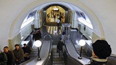 Станция метро Электрозаводская. Архивное фото