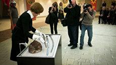 Древнерусская сабля передана в фонды музея-заповедника Кули