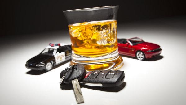 Пьянство за рулем, архивное фото