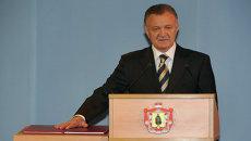 Инаугурация губернатора Рязанской области Олега Ковалева
