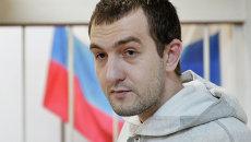 Илья Пьянзин в суде, архивное фото