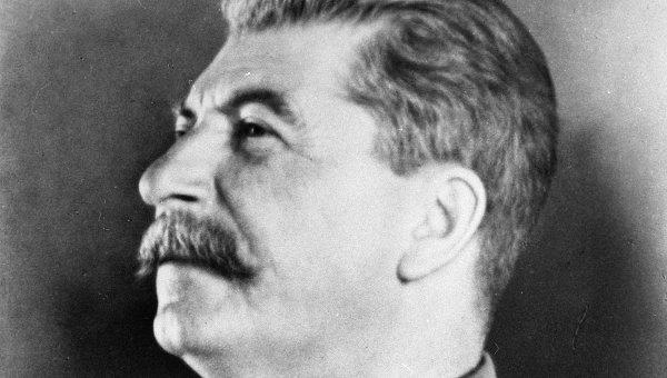 Политический и государственный деятель Сталин