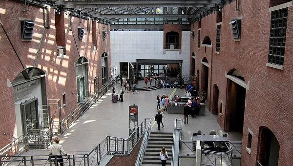 Мемориальный музей Холокоста в Вашингтоне