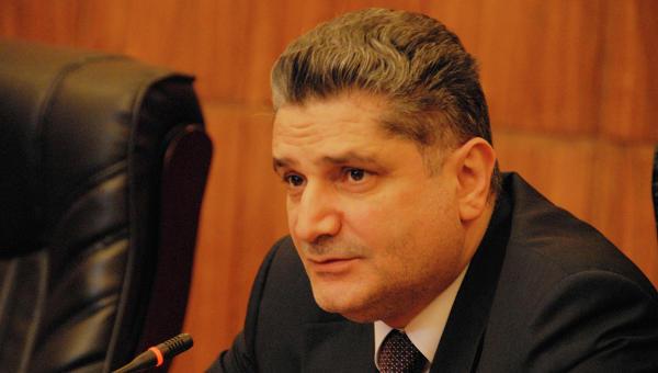 Премьер-министр республики Армения Тигран Саркисян, архивное фото