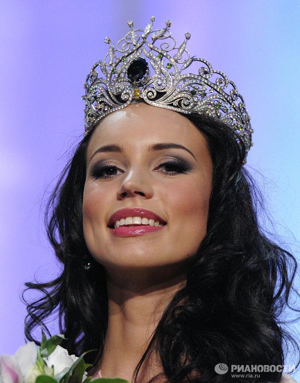 Самая сексуальная женщина россии 2012