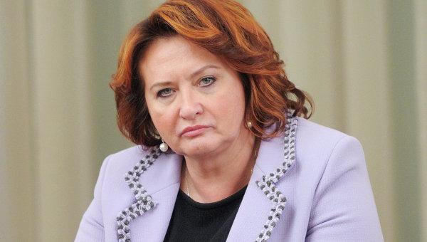 Елена Скрынник. Архивное фото