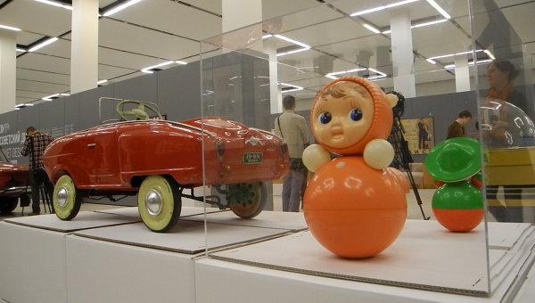 Музей дизайна в столичном Манеже