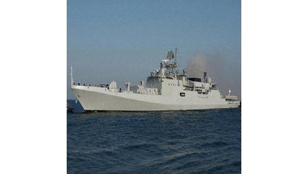 Фрегат Военно-морских сил Индии Табар (INS Tabar)
