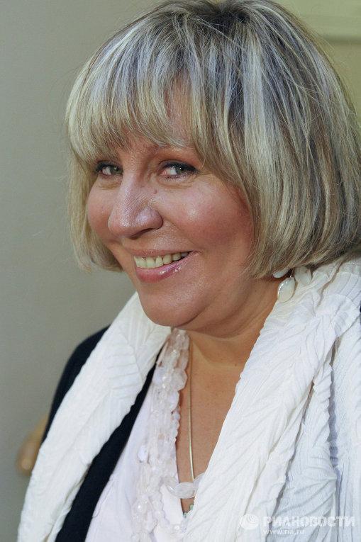 Актриса Марина Голуб