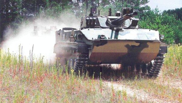 Автоматическая система управления огнем БМД-4