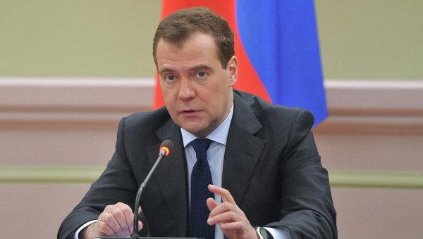 Рабочая поездка Д.Медведева в Северо-Западный федеральный округ. Архив
