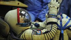 Подготовка к запуску пилотируемого корабля Союз ТМА-07М