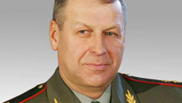 Генерал-лейтенант Александр Студеникин